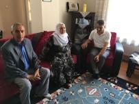 BAYRAM ZİYARETİ - Kaymakam Özkan'dan Şehit Ve Gazi Yakınlarına Bayram Ziyareti