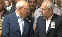 PIR SULTAN ABDAL - Kılıçdaroğlu Baki Özilhan'ın Cenaze Törenine Katıldı