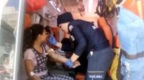 Kilis'te Fırın Yangını Açıklaması 10 Kişi Dumandan Zehirlendi
