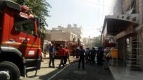 Kilis'te Korkutan Fırın Yangını Açıklaması 10 Kişi Dumandan Zehirlendi