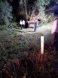 Kırşehir'de Trafik Kazası  2 Ölü 1 Yaralı