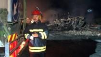 DEKORASYON - Konya'daki Büyük Yangın Söndürüldü