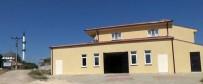 Köylere Avrupa Standartlarında Modern Binalar Yapılıyor