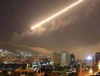 BASRA KÖRFEZI - Rusya: ABD, İngiltere ve Fransa Suriye'yi vuracak
