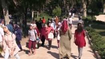 ORDUZU - Şanlıurfa İle Malatya'da Sıcak Hava Bunalttı