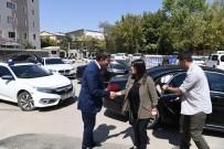 MEHMET EMIN ŞIMŞEK - Sarıeroğlu'ndan Muş Belediyesine Ziyaret