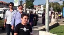 SELIMIYE - Selimiye Camisi Bayram Boyunca Doldu Taştı