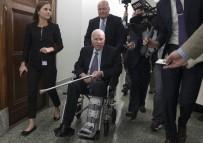 BEYİN KANSERİ - Senatör Mccain, Kanser Tedavisini Durdurma Kararı Aldı