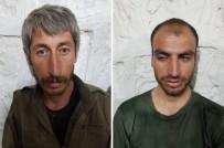 Şırnak'ta 2 PKK'lı Terörist Yakalandı