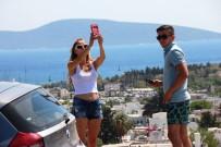 YERLİ TURİST - Son Selfieler Çekildi, Dönüş Yolculuğu Başladı