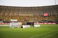 KORCAN ÇELIKAY - Spor Toto Süper Lig Açıklaması MKE Ankaragücü Açıklaması 1 - Trabzonspor Açıklaması 1 (İlk Yarı)
