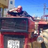 İMRENLER - Traktörden Düşen Çiftçi Hayatını Kaybetti
