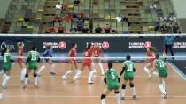 AKIF ÜSTÜNDAĞ - Voleybol Açıklaması Gloria Cup Kadınlar Turnuvası