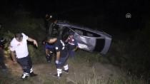 Zonguldak'ta Trafik Kazası Açıklaması 1 Ölü, 2 Yaralı