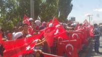 Ahlat Cumhurbaşkanı Erdoğan'ı Bekliyor