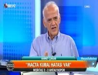 AHMET ÇAKAR - Ahmet Çakar'dan bomba iddia