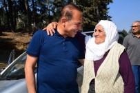 BAŞPıNAR - Başkan Sözlü Bayramın Son Gününde Aladağ'da