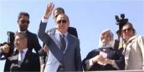 Cumhurbaşkanı Erdoğan, Selçuklu Mezarlığını Ziyaret Etti