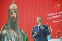 Erdoğan, 'Bu Bir İşaret Fişeği' Dedi, Ahlat'a 'Cumhurbaşkanlığı Köşkü' Müjdesini Verdi