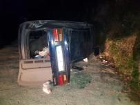 Gümüşhane'de Yayladan Dönen Otomobil Takla Attı Açıklaması 7 Yaralı