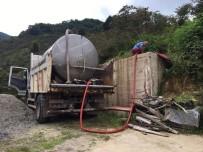 İl Özel İdaresi Köyleri Susuz Bırakmadı