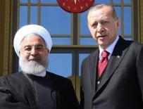 KATAR EMIRI - İran Cumhurbaşkanı Ruhani'den Türkiye'ye övgü