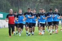 FIKRET YıLMAZ - Karabükspor Altınordu Maçı Hazırlıklarını Sürdürüyor