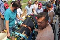 FEVZIPAŞA - Kocaeli'de Feci Kaza Açıklaması 1'İ Ağır 7 Yaralı