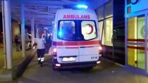 NUMUNE HASTANESİ - Konya'da Bıçakla Yaralama