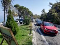 GÜZELÇAMLı - Kuşadası Milli Parkı Bayram Tatilinde Ziyaretçi Rekoru Kırdı