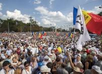 PAVEL - Moldova'da Sağcı Ve Solcu Gruplar Arasında Çatışma