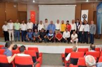 AVRUPA ŞAMPİYONU - Mut'ta 'Sporun Mutfağındakiler' Paneli Düzenlendi