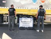 Şırnak'ta 25 Kilogram Eroin Ele Geçirildi