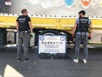 HABUR - Şırnak'ta 25 Kilogram Uyuşturucu Maddesi Ele Geçirildi