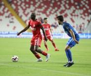 HÜSEYIN GÖÇEK - Spor Toto Süper Lig Açıklaması Demir Grup Sivasspor Açıklaması 0 - Kasımpaşa Açıklaması 1 (İlk Yarı)