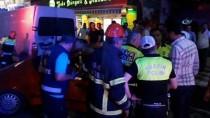 Uşak'ta Trafik Kazası Açıklaması 2 Ölü, 6 Yaralı