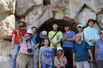 2 Bin Yıllık Antik Baraja Güney Koreli Öğrencilerden İlgi