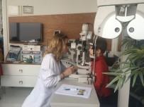 GÖZ MUAYENESİ - 36 Haftadan Erken Doğumlarda Bebeklerde Göz Problemlerine Dikkat