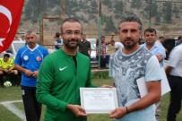 4 Futbolcu Kızıldağ'ın Fahri Hemşerisi Oldu