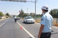 EMNİYET TEŞKİLATI - Adıyaman'da Bayram Tatilinde Trafik Denetimleri Olumlu Sonuç Verdi