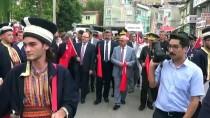 AFYONKARAHİSAR VALİSİ - Afyonkarahisar'da Zafer Yürüyüşü