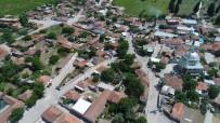 BAHÇECIK - Ahmetli'ye 175 Bin Metrekarelik Kilit Parke Taşı Döşendi