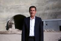 AK Parti'li Canikliieğribel Tüneli'nde İncelemelerde Bulundu.