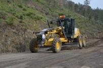 BAŞKÖY - Alanya Grup Yolları Asfalta Hazırlanıyor