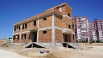 ALTINŞEHİR - Altınşehir Mahallesi Kuzey Taziye Evinde Çalışmalar Sürüyor