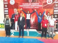 Aslı Topal 2 Bin 600 Sporcunun Katıldığı Şampiyonada Üçüncü Oldu
