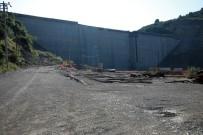 SAPANCA GÖLÜ - Ballıkaya Barajı'nda Gövde Tamamlanıyor