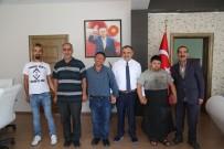 BAYRAMLAŞMA - Başkan Cabbar 'Özel' Esnaflar İle Bayramlaştı