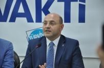 BAŞKANLIK YARIŞI - Başkan Çetibaş Açıklaması 'CHP'li Ali Fazıl Kasap, Genel Başkanlık Yarışında Tarafını Belirlemeli