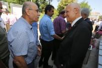 FETHI YAŞAR - Başkan Fethi Yaşar, Belediye Çalışanları İle Bayramlaştı